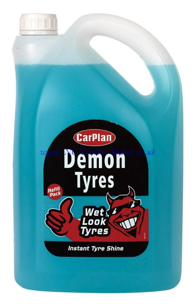 CarPlan Demon Tyres 5LTR